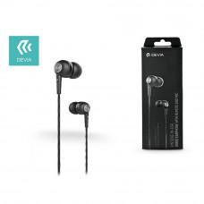 Слушалки DEVIA Kintone Series Earphone with Mic and Remote (3.5mm)