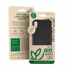 Биоразградим Гръб Forcell BIO Zero Waste Case За Samsung Galaxy A51 5G Black