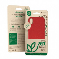 Биоразградим Гръб Forcell BIO Zero Waste Case За Samsung Galaxy A51 5G Red