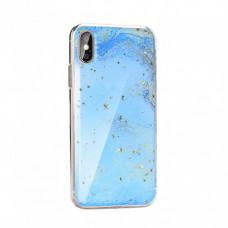 Силиконов Гръб Forcell MARBLE Case За Samsung Galaxy A51 5G Blue