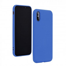 Гръб Forcell Silicone Lite - Xiaomi Redmi 9A - син