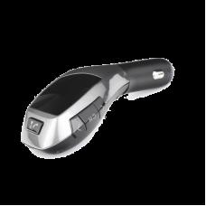 Transmiter FM X5 + bluetooth + USB reader + memory card reader