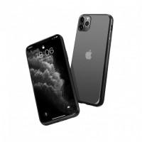 Гръб Forcell NEW ELECTRO MATT - Apple iPhone 12 Pro Max черен