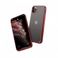 Гръб Forcell NEW ELECTRO MATT - Apple iPhone 12 mini - червен