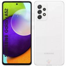 Samsung Galaxy A52 128GB 6GB RAM Dual White