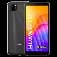 Huawei Y5P (2020) Dual Sim 2GB RAM 32GB Black