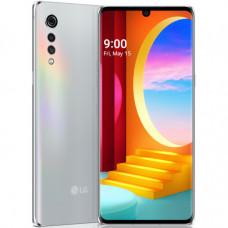 LG Velvet LTE Dual SIM 128GB 6GB RAM G910 Aurora Silver