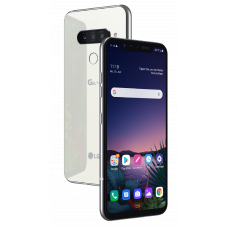 LG G8s ThinQ 128GB Dual White
