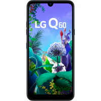 LG Q60 Dual Sim 64GB Black