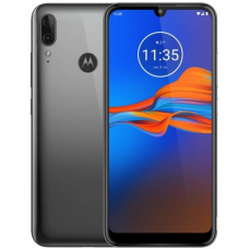Motorola Moto E6 Plus 32GB Dual Black
