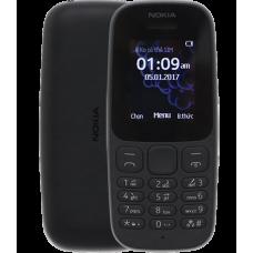 Nokia 105 (2019) Dual Sim Black