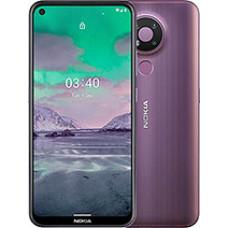 Nokia 3.4 32GB 3GB RAM Dual Purple