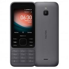 Nokia 6300 4G Dual Charcoal
