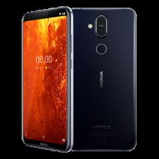 Nokia 8.1 64GB Dual Sim Iron Steel