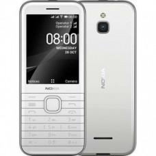 Nokia 8000 4G Dual White