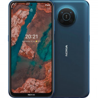 Nokia X20 Dual Sim 5G 8GB RAM 128GB Nordic Blue