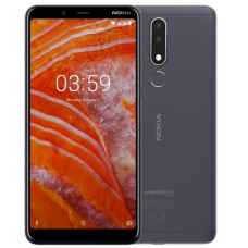 Nokia 3.1 Plus 16GB Dual Grey