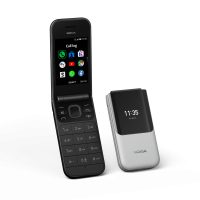 Nokia 2720 Flip Dual Black