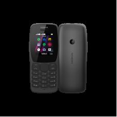 Nokia 110 (2019) Dual Sim Black