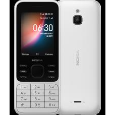 Nokia 6300 4G Dual White