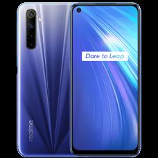 Realme 6 Dual Sim 4GB RAM 64GB Blue