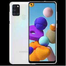 Samsung Galaxy A21s 128GB 4GB RAM Dual White
