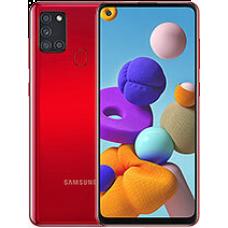 Samsung Galaxy A21s 32GB 3GB RAM A217 Red