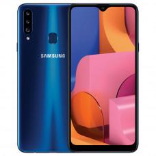 Samsung Galaxy A20s 32GB 3GB RAM A207 Dual Blue