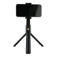 Combo selfie stick with tripod K07- Samsung Galaxy S20 Plus черен