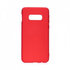 Гръб Forcell SOFT Case - Red