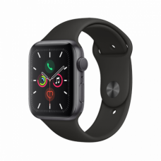 Apple Watch Series 5 GPS + Cellular 44mm Black
