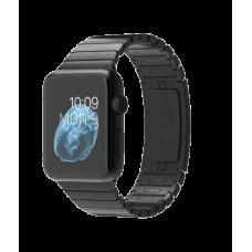 Apple Watch Series 2 GPS 38mm Black Steel Case Link Bracelet