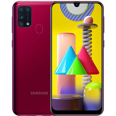 Samsung Galaxy M31 64GB 6GB RAM M315 Dual Red