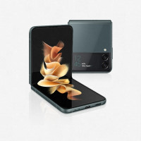 Samsung Galaxy Z Flip3 F711B 5G 256GB 8GB RAM Dual Green