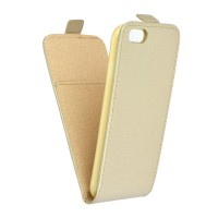 Калъф Flip Case Slim Flexi - Samsung Galaxy S20 златен