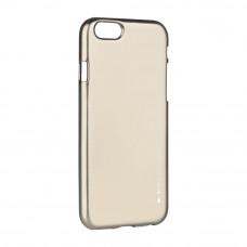 Гръб i-Jelly Mercury - Apple iPhone 6 златен