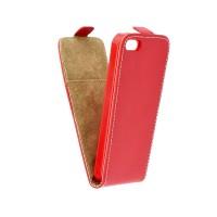 Калъф Flip Case Slim Flexi - Samsung Galaxy A51 червен