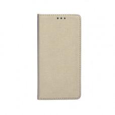 Калъф Smart Book - LG K11 златен