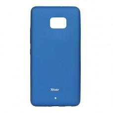 Гръб Roar Colorful Jelly - HTC U Ultra син