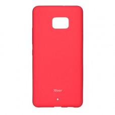 Гръб Roar Colorful Jelly - HTC U Ultra розов