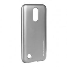 Гръб i-Jelly Mercury - LG G7 ThinQ сив