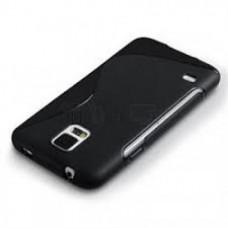 Силиконови kалъфи за Apple iPhone 6 S-Line черен