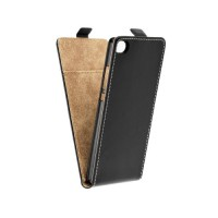 Калъф Flip Case Slim Flexi Fresh - Samsung Galaxy J6 Plus черен