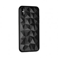 Гръб Forcell PRISM - Samsung Galaxy A7 2018 черен