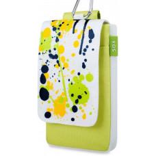 Калъфи за Nokia 515 плат Splash