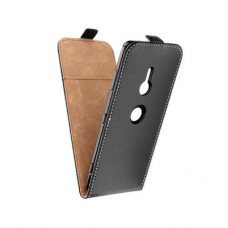 Калъф Flip Case Slim Flexi Fresh - Sony Xperia XZ3 черен