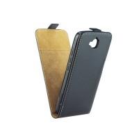 Калъф Flip Case Slim Flexi Fresh - Huawei Honor 5A черен