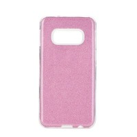 Гръб Forcell SHINING - Samsung Galaxy S10 Lite розов