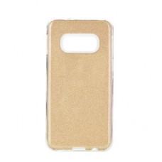 Гръб Forcell SHINING - Samsung Galaxy S10 Lite златен