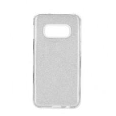 Гръб Forcell SHINING - Samsung Galaxy S10 Lite сребрист